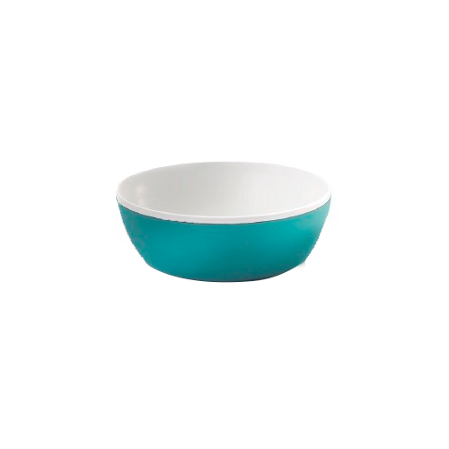 Bowl mediano oval aqua